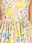 TS VINTAGE Flora Print Swing Dress