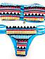 Bikini - Dla kobiet - Push-up - Bandeau (Nylon)