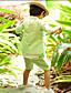Мальчик Мальчик Набор одежды,Однотонный,Смесь хлопка,Лето / Весна / Осень