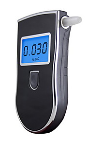 draagbare digitale lcd alcohol adem tester 818