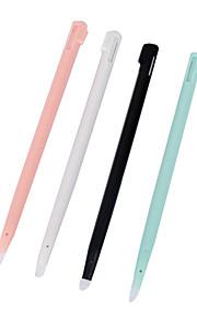multi-kleuren touch stylus pennen voor de nintendo dsl / dsi