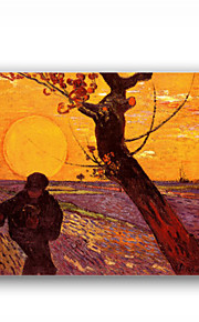Hand-painted Oil Painting The Sower,c.1888 Vincent Van Gogh with Stretched Frame