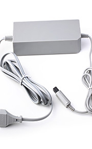 Europæisk strømadapter til Wii