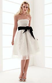 Lanting Bride® Trapèze / PrincessePomme / Sablier / Triangle Inversé / Non Spécifiques / Poire / Petites Tailles / Grandes Tailles /