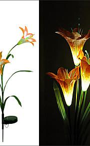 solenergi ledet blomst lys (cis-28077)