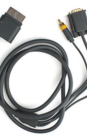 hd VGA AV-kabel til Xbox 360