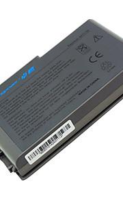 Batteria per DELL Latitude D505 D510 D500 D520 D600 D610 D530 Inspiron 500m 510m 600m j2178/u1544 W1605 YD165 C1295