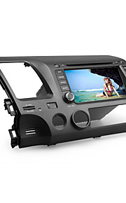 7 tommer bil dvd-afspiller til Honda Civic 2006-2011 (gps, bluetooth, tv)
