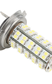 Ampoule 12V Blanche pour Phare H7 68-SMD LED 5W