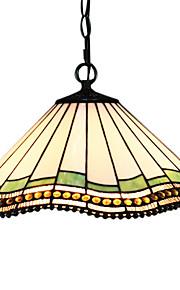MOWER - Lüster Tiffany mit 2 Glühbirnen