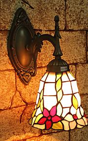 TOTTON - Wandlampe Tiffany Floral
