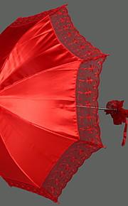 Lace / Terylene Wedding Umbrella