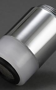 awsome värinvaihto lämpöherkkien johti hana nokka valo (uros, 2 adapteria)