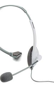 klassieke headset met microfoon voor de Xbox 360 (wit)