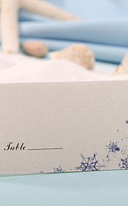 Place Cards and Holders Place Card - Snow (Set of 12)
