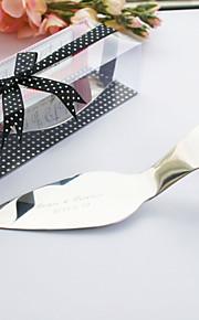 Serving Sets Wedding Cake Knife Personalized High Heel Design Stainless Steel Cake Server