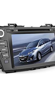 """8 """"2 DIN TFT skærm bil dvd-afspiller til Mazda 5 med Bluetooth, GPS, iPod-indgang, rds, CANbus, med 1 kudos TF kort"""