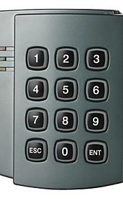 Standalone Access Controller Plastic met ingebouwde EM Reader (1000 Gebruiker Capacity)