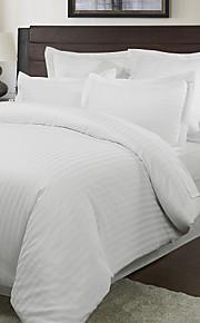 semplice&opulence® 3 pezzi 250tc Hobro tessuto raso di cotone set di copertura della banda duvet