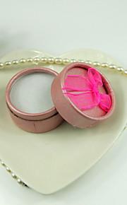 Boîte à bijoux de papier femmes (plus de couleurs)