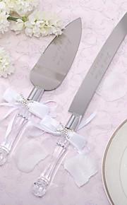 Serving Sets Wedding Cake Knife Personalized  Cake Knife And Server Set