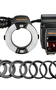 MK-14EXT LED Macro Ring Flash TTL LCD-scherm voor Canon DSLR