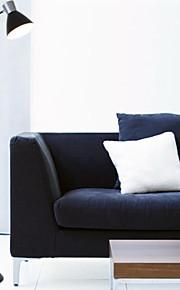 60W Moderne Stehleuchte mit Metall Pole im minimalistischen Stil (wählbar Farbe)
