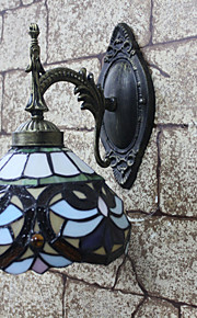 SEVENOAKS - Wandlampe Tiffany