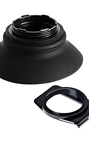 Universal Round Eye Cup oculair voor alle soorten Camera Devices