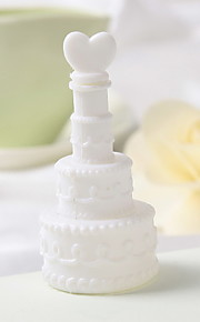 Wedding Décor  Cake  Bubble Bottle - Set of 24 (Solution Not Included)