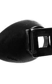 universele oor vorm oogschelp oculair voor allerlei camera apparaten canon nikon sony olympus pentax