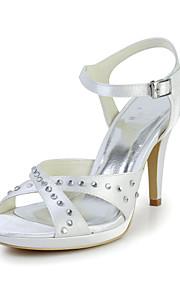 Homme Chaussures de mariage Talons/Bout Ouvert/A Plateau Sandales Mariage/Bureau & Travail/Habillé/Soirée & Evénement