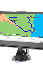 7 tommer touch screen GPS Navigation Support Mini USB, spil, Text Reader