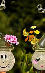 Table Centerpieces Snowman Glass Vase  Table Deocrations (DIY)