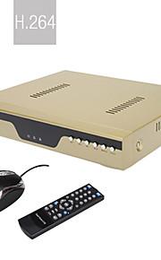 ultra lage prijs 16 kanalen H.264 DVR (toegang op afstand, netwerk)