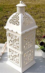 bruiloft decor zonnebloem patroon lantaarn