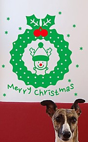 Holiday Joulu Seppele Wall Tarrat