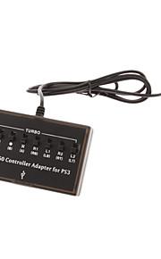 Controller converter adapter voor de Xbox 360 naar PS3