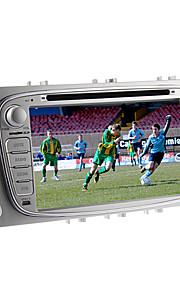 7 inch 2 din in-dash auto dvd-speler voor Ford Focus 2011-2012 met gps, bt, ipod, rds