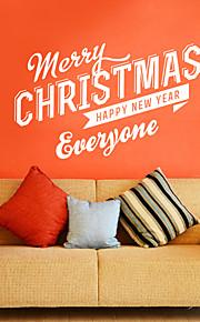 Holiday Hyvää joulua kaikille Wall Tarrat