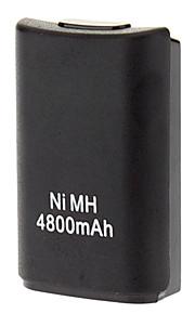 4800mAh genopladeligt batteri til Xbox 360