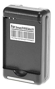 Cargador de batería para Samsung I9100 Batería Negro