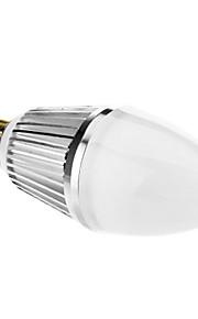 E14 8 W 16 SMD 5630 650 LM Varm hvit/Kjølig hvit Lysestakepære AC 220-240 V