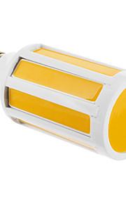 e27 9w torchis 900lm chaude lumière blanche / froid led ampoule de maïs (220v)