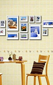 Frame Collection pared blanca Photo Set of 12