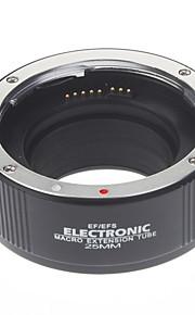 סט התחתית Externsion מאקרו DG השני למצלמות Canon (25mm)