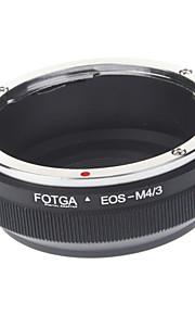 FOTGA EOS-M4 / 3 מצלמה דיגיטלית עדשת צינור מתאם / הארכה