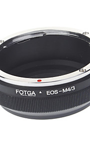 FOTGA EOS-M4 / 3 Digital Camera Lens Adapter tubo / prolunga