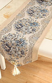 Tapestry riquezas y honor FlowersTable Runners