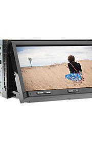 7 pulgadas Android 4.1 2din en el tablero de coches reproductor de DVD con GPS, 3G, WIFI, iPod, RDS, BT, TV, Multi-Touch capacitiva